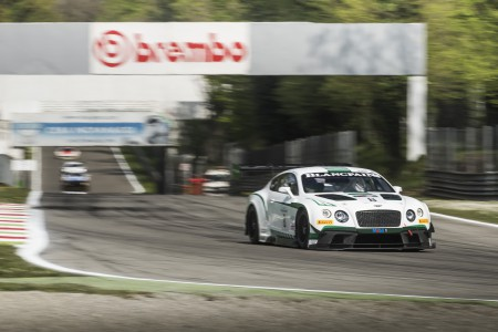 Bentley brings home the silverware from Monza-3