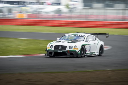 Top ten finishes for Bentley at Silverstone-3